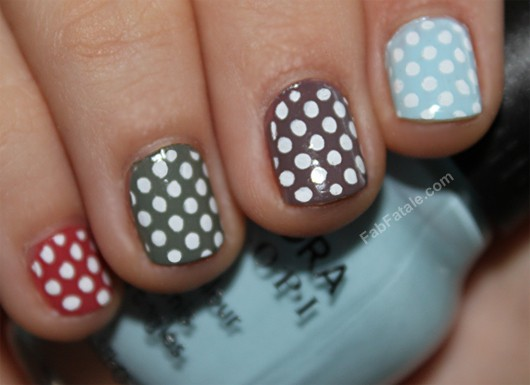 Essie Polka Dot Monster Bundle Manicure BM19