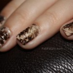 Manicure Mondays &#8211; Real Snakeskin Manicure DIY