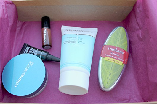 Birchbox Review - October