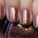 Manicure Mondays &#8211; Copper Meets Rose Gold