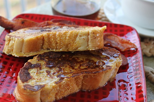 Eggnog French Toast Recipe