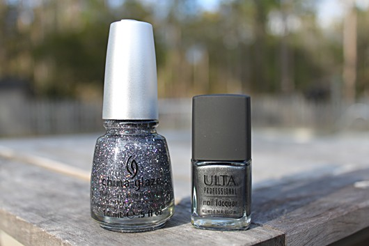 China Glaze Some Like It Haute Glitter Ulta Metallico Metallic Mania