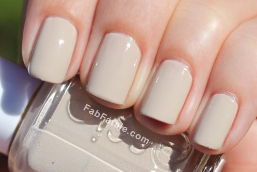 Essie Sand Tropez Light Tan Khaki Creme Nail Polish