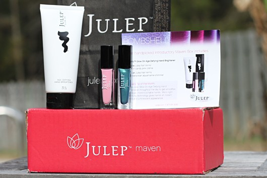 Julep Maven Bombshell Box Review