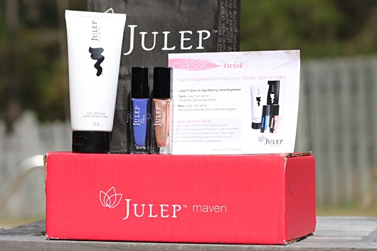 Julep Maven Classic With A Twist Box Review