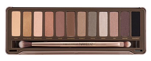Urban Decay Naked 2 Palette Giveaway