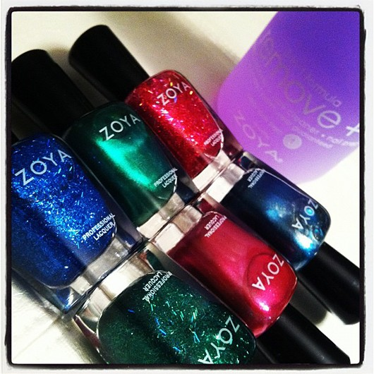 Zoya Gems And Jewels Collection