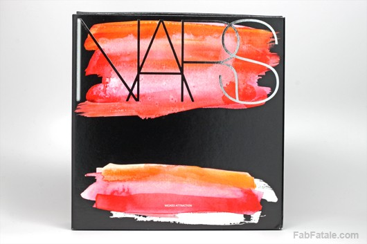 NARS Wicked Attraction Giveaway Contest
