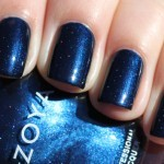 Manicure Mondays &#8211; Zoya Indigo