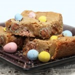 Easter Cadbury Mini-Egg Blondies