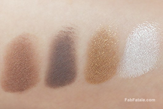 Maybelline Color Tattoo Creme Eyeshadow Swatches