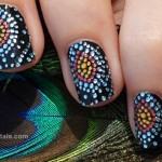Manicure Mondays &#8211; Peacock Nails