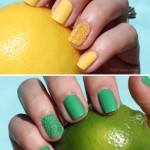 Manicure Mondays &#8211; Lemon Lime Caviar