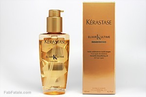 Kerastase Elixir Ultime Review