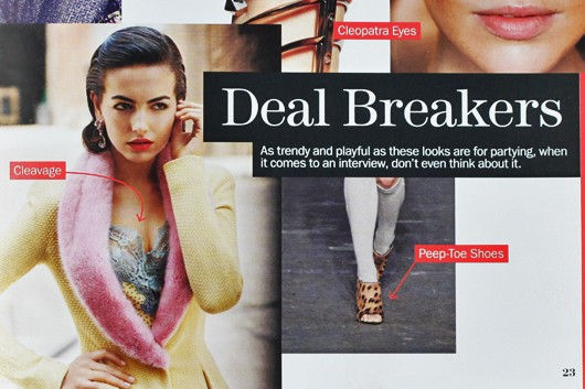 Marie Claire Outfit 911 Book Review