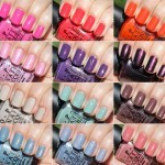 Manicure Mondays &#8211; OPI&#8217;s Holland Collection
