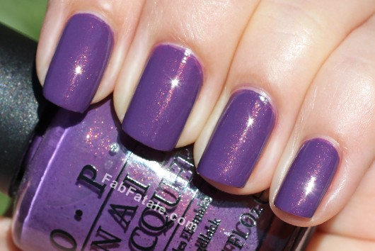 OPI Holland Spring 2012 Collection Swatches Review - Dutchya Just Love OPI?