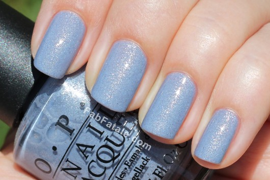 OPI Holland Spring 2012 Collection Swatches Review - I Don't Give A Rotterdam!
