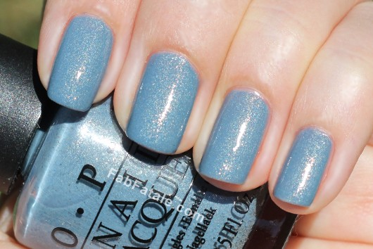 OPI Holland Spring 2012 Collection Swatches Review - I Have A Herring Problem
