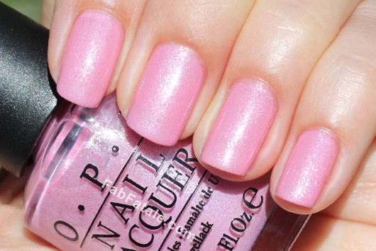 OPI Holland Spring 2012 Collection Swatches Review - Pedal Faster Suzi!