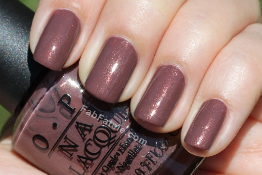 OPI Holland Spring 2012 Collection Swatches Review - Wooden Shoe Like To Know?