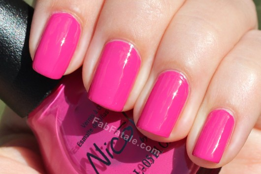 Nicole by OPI Kardashian Kolor - Our Fuchsia's Lookin' Bright