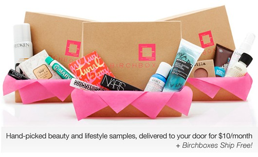 Birchbox Gift Subscription