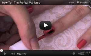 How To Paint Your Nails Tutorial Video