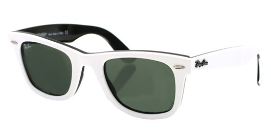 White Ray-Ban Wayfarer Sale