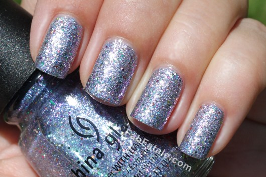 China Glaze Prismatic Collection Swatches Glitter Nail Polish Prism