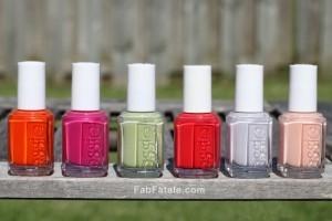 Essie Navigate Her Spring 2012 Collection Swatches
