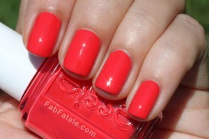 Essie Navigate Her Spring 2012 Ole Caliente Bright Pink Creme Nail Polish