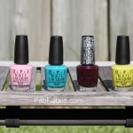 Manicure Mondays &#8211; OPI Nicki Minaj Collection