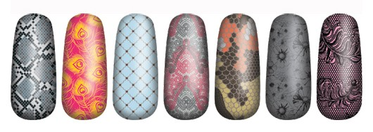 OPI Pure Lacquer Nail Appliques Press On Nail Strips Creams