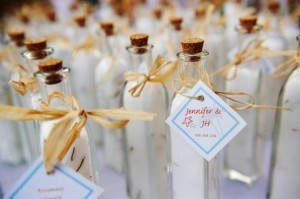 Beach Wedding Favors Seasalt