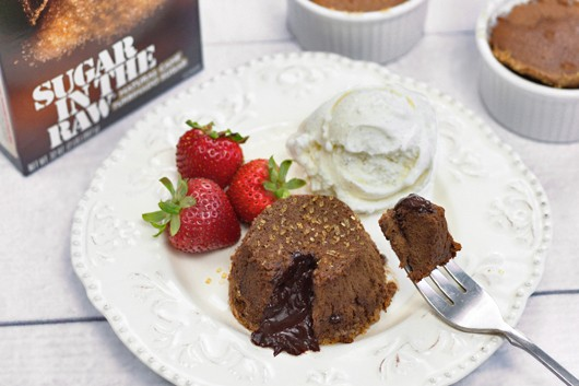 Chocolate Lava Souffle Recipe