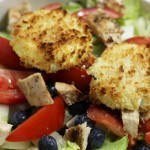 Panko Fried Goat Cheese
