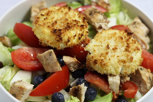 Panko Goat Cheese Recipe