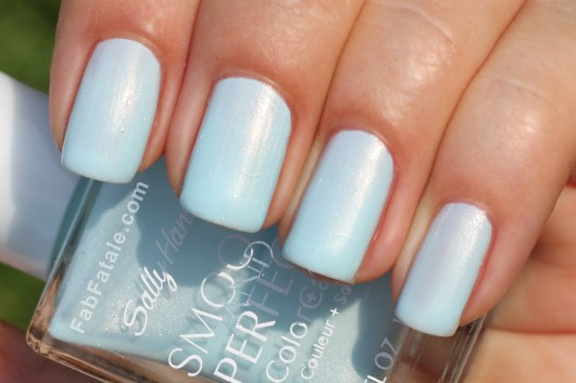 Sally Hansen Smooth and Perfect Collection - Air Swatch