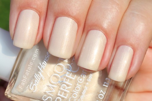 Sally Hansen Smooth and Perfect Collection - Dune Swatch