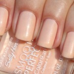 Manicure Mondays &#8211; Sally Hansen&#8217;s Smooth And Perfect