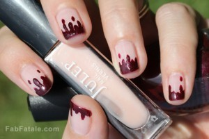 Prabal Gurung Blood Nails
