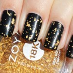 Manicure Mondays &#8211; Zoya 18K Gold Gilty Pleasures