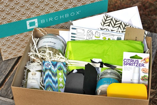 Holiday Gift Ideas - Birchbox Home