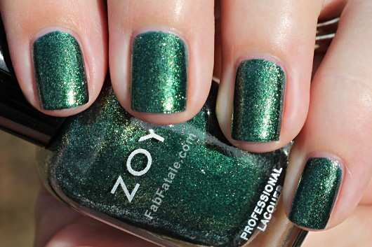 Zoya Ornate Logan Swatch