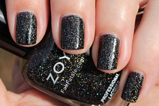 Zoya Ornate Storm Swatch