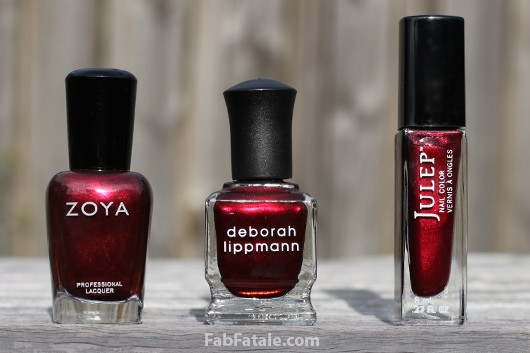 Deborah Lippmann Through The Fire Dupes
