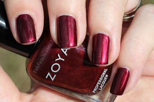 Zoya Blair Swatch