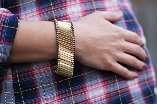 JewelMint Ladder Link Bracelet