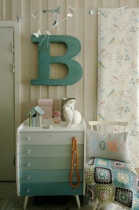 Ombre Dresser Drawers